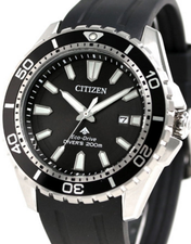 Citizen Mens Eco Drive Promaster Divers BN0190-15E