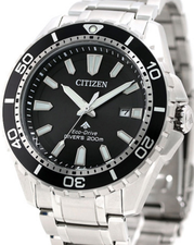 Citizen Mens Eco Drive Promaster Divers BN0190-82E