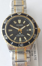 Citizen Mens Eco Drive Promaster Divers BN0194-57E