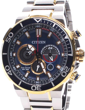 Citizen Mens Eco Drive Chronograph Divers CA4254-53L