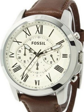 Fossil Grant Chronograph Mens FS4735