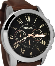 Fossil Grant Chronograph Mens FS4813