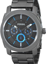 Fossil Machine Chronograph Mens FS4931