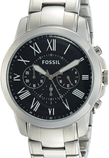 Fossil Grant Mens Chronograph FS5236