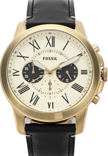 Fossil Grant Mens Chronograph FS5272