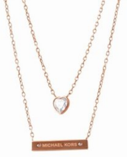 Michael Kors Necklace Ladies MKJ6024791