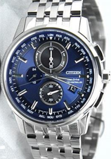 Citizen Eco Drive Radio Controlled Mens AT8110-61L