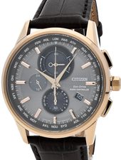 Citizen Eco Drive Radio Controlled Mens AT8113-12H