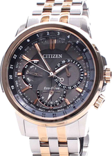 Citizen Eco Drive Multifunction BU2026-65H