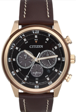 Citizen Eco Drive Chronograph CA4037-01W