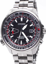 Citizen Eco Drive Titanium Radio Controlled CB0141-55E