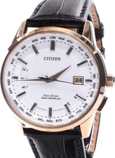 Citizen Eco Drive Radio Controlled Mens CB0153-21A