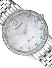 Citizen Eco Drive Ladies EX1480-82D