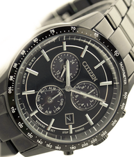 Citizen Eco Drive Chronograph Mens BL5495-56E