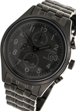 Citizen Eco Drive Chronograph Mens CA0625-55E