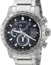 Citizen Eco Drive  World Time A-T Perpetual AT9070-51L