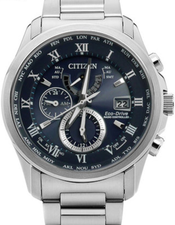 Citizen Eco Drive  World Time A-T Perpetual AT9080-57L