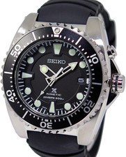 Seiko Men's Kinetic Diver's Ska371p2