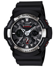 Casio G-Shock Mens GA-200-1ADR