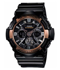 Casio Mens G-shock GA-200RG-1ADR