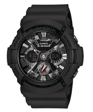 Casio G-Shock Mens GA-201-1ADR