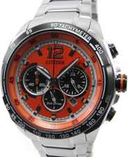 Citizen Eco Drive Chronograph Mens CA4234-51X