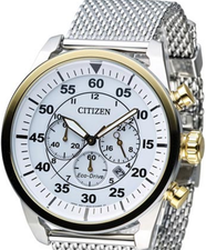 Citizen Eco Drive Chronograph Mens CA4214-58A
