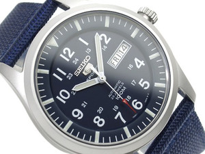 Seiko 5 Sports Men's Automatic Military SNZG11K1