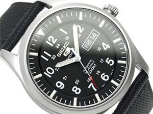 Seiko 5 Sports Men's Automatic Military SNZG15K1