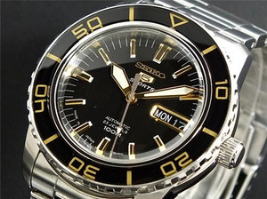 Seiko 5 Sports Men's Automatic SNZH57J1