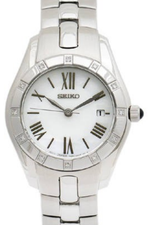 Seiko Ladies 12 Diamonds SXDB53P1