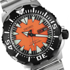 Seiko Mens Automatic Divers SRP315K2