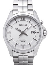 Seiko Mens Kinetic Watch SKA571P1