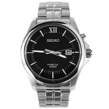 Seiko Mens Kinetic Watch SKA573P1