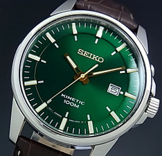 Seiko Mens Kinetic SKA533P1