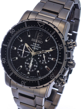 Seiko Men's Solar Chronograph SSC225P1