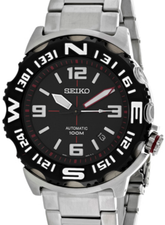 Seiko Mens Automatic SRP445K1