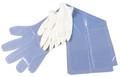 Allen 51 Field Dressing Gloves, 1Pr - Each Latex Surgical and Shoulder - 51