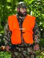 Allen 15753 Orange Vest for Hunters - Bubba Size Blaze Orange - 15753