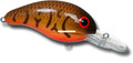 "Bandit BDT104 100 Series Crankbait - 2"", 1/4 oz, Crawfish/Orange Belly - BDT104"