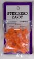 Beau-Mac SC48FO Steelhead Candy Egg - Cluster, Orange - SC48FO