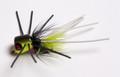 Betts 1201-10-4 Pop N Hot Fly - Popper Frog Sz 10 - 1201-10-4