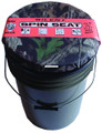 Big Bear BBSS1 Silent Spin Bucket - Seat Adv Camo - BBSS1
