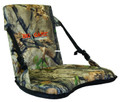 "Big Game GS1105 Complete Seat, 18""W - x 14""D Cushion, 14""W x 17"" Tall - GS1105"