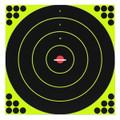 "Birchwood Casey 34012 Shoot-N-C - Bullseye 12"" Target 5/Pk - 34012"