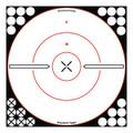 """Birchwood Casey 34019 Shoot-N-C - Bullseye 12"""" White/Black X Target - 34019"""