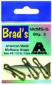 Brad's MCMS-5 McMahon Snap Sz 5 - 110lb 3PK - MCMS-5