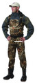 Caddis WFW10902W-8S 3.5mm Max5 - Neoprene Bootfoot Wader 600Gr Stout - WFW10902W-8S