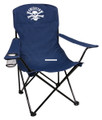 Calcutta DS-4002AC Folding Chair - with Carry Bag Navy 19mm Frame - DS-4002AC