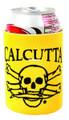 Calcutta CPCYL Pocket Can Cooler - Yellow w/Blk Logo - CPCYL
